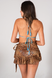 Kai Lani Resort 20 Animal Lily Skirt