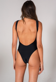 Kai Lani Resort 20 Black Knot One Piece