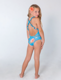 Kai Lani Mini Resort 20 Bouquet Scrunchie One Piece