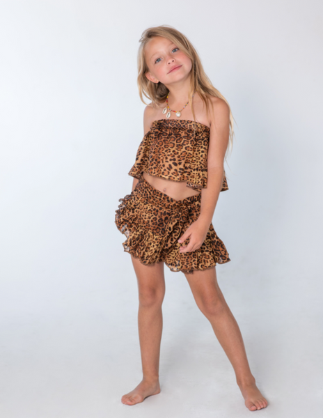 Kai Lani Mini Resort 20 Animal Cha Cha Top