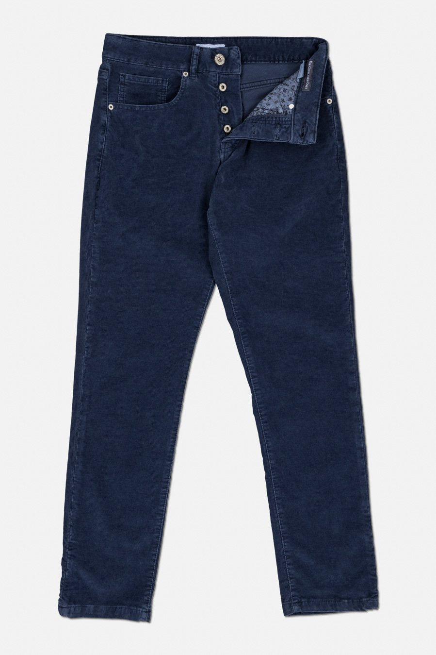 5 Pocket Cord Navy