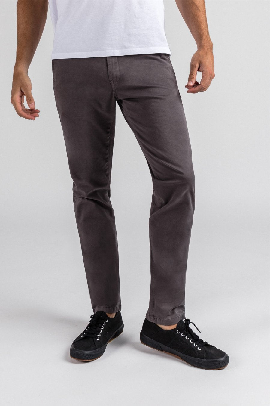 Washed Chino Slim NewYorker