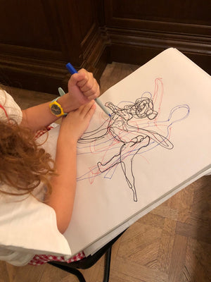 Special $1000 Museum/Drawing Session