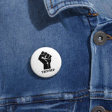 Resist Trump Pin Buttons, Accessories, Triumph Design, Triumph Design
