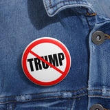 Resist Trump! Pin Buttons, Accessories, Triumph Design, Triumph Design
