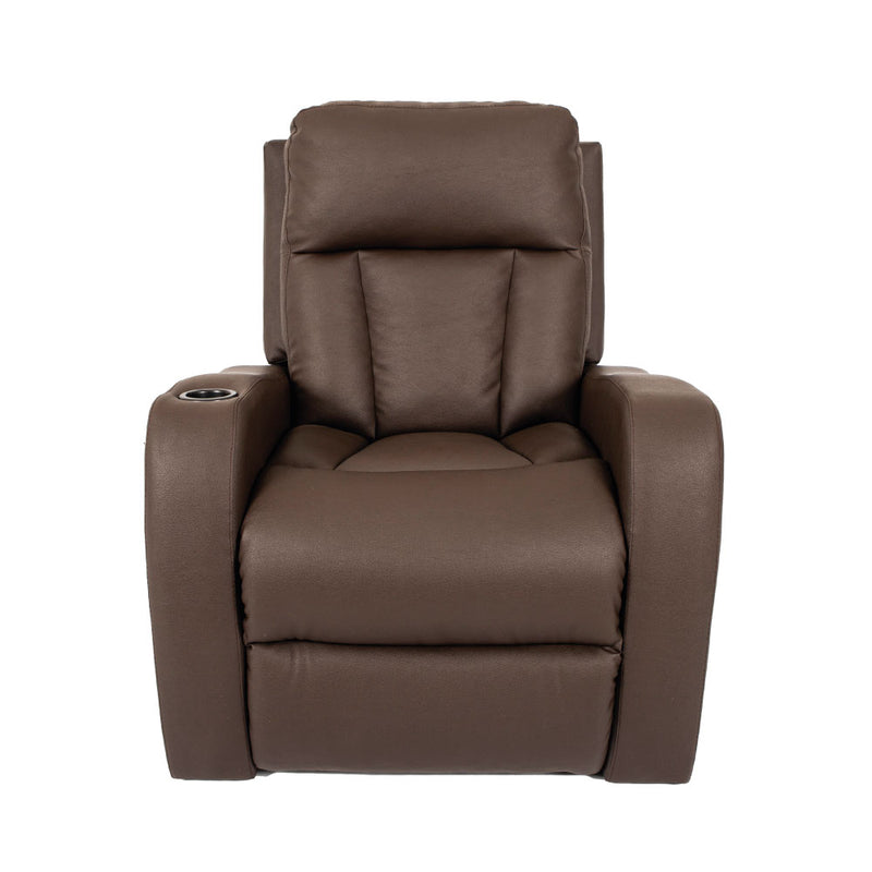 SILLON RECLINABLE ECOLEATHER COUFA LIVERPOOL 0,16 - Inverfin