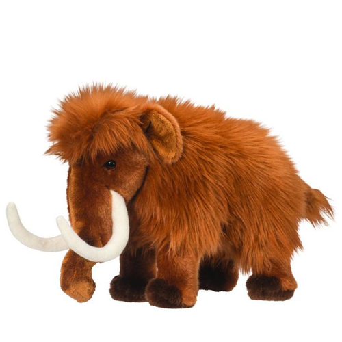 Tundra the Woolly Mammoth
