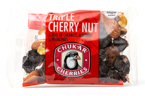 Triple Cherry Nut 1.85 oz.
