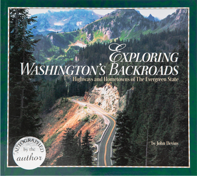 Stunning photographs and inspiring, often provocative, stories, Exploring Washington's Backroads takes you off the beaten path, into the colorful soul of the Evergreen State