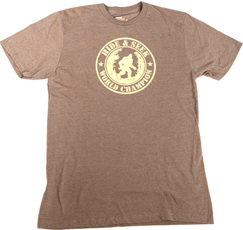 Bigfoot World Champ T-Shirt