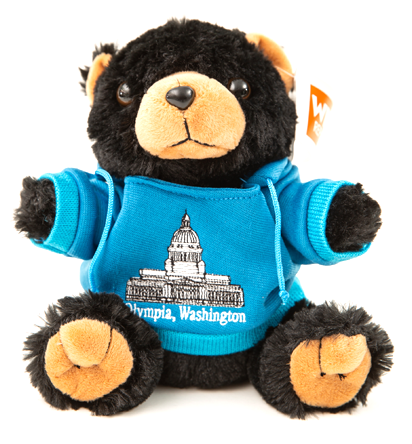 Capitol Bear Plush