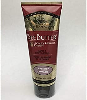 Bee Butter Hand and Body Lotion