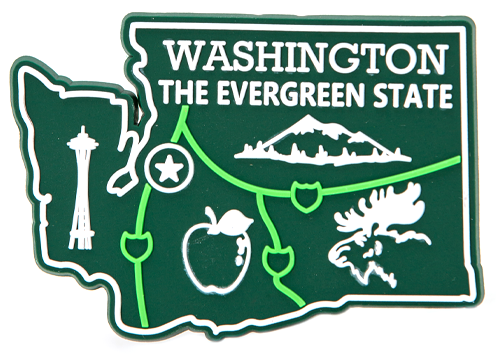 Green State Magnet