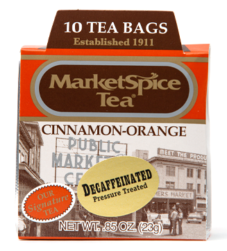 Market Spice Decaf Tea