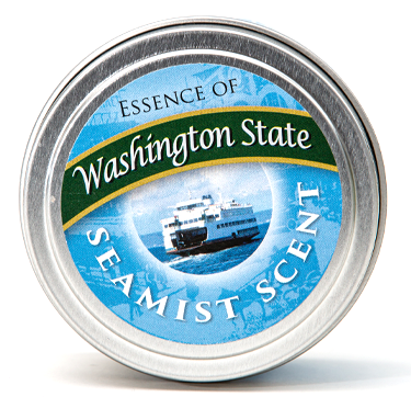 Sea Mist Travel Candle