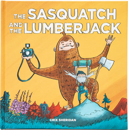 Sasquatch and the Lumberjack