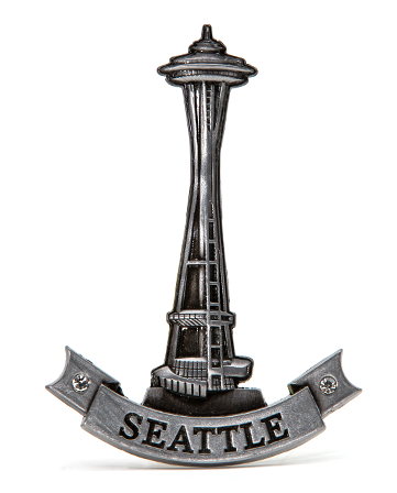Space Needle Magnet