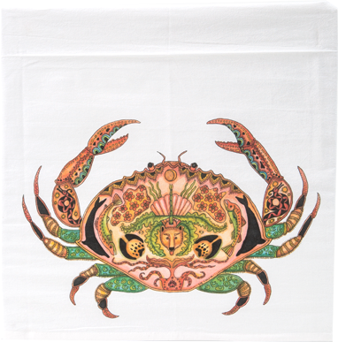 Coccia Tea Towel