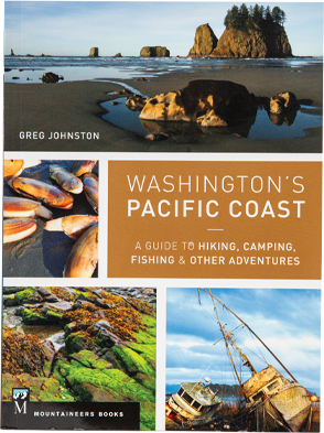 Washington's Pacific Coast: A Guide to Hiking, Camping, Fishing & Other Adventures