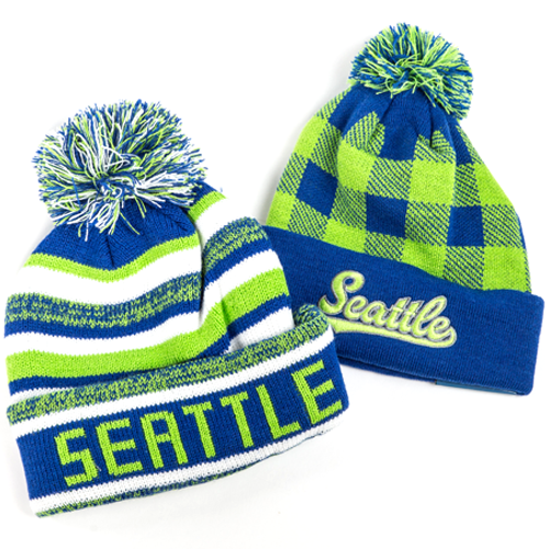 Seattle Stocking Hat