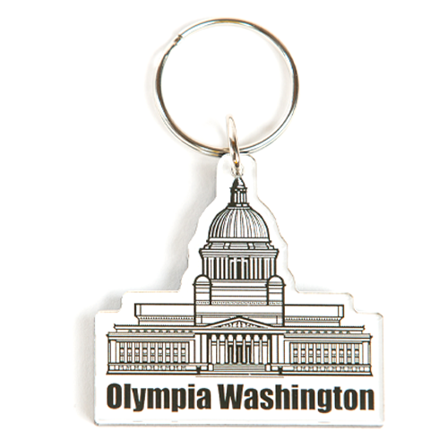 Capitol Key Chain