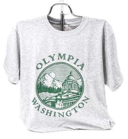 Olympia Capitol T-Shirt