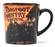 Bigfoot Country, 16oz black taper mug