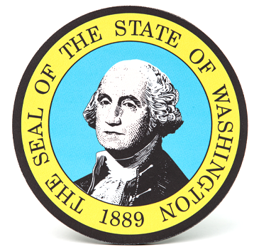 State Seal Mouse Pad