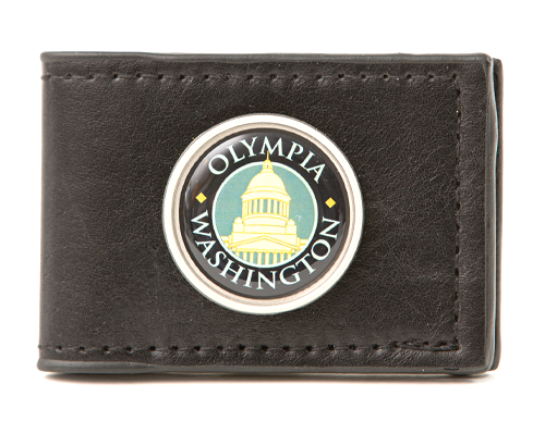 Olympia Washington Money Clip