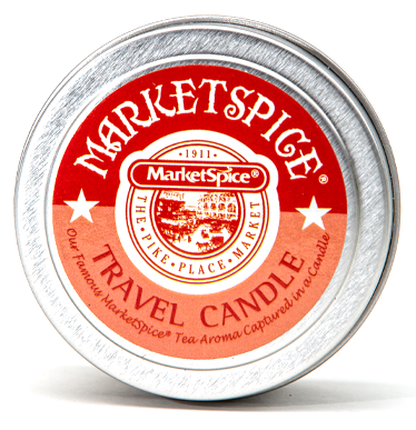 Market Spice Travel Candle