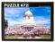 "Washington State Legislative Building was completed in 1928. The brick and sandstone dome rises 287 feet to the top of the cupola and is the tallest masonry dome in North America, 672 piece jigsaw puzzle, 18 ""x 24.5"""