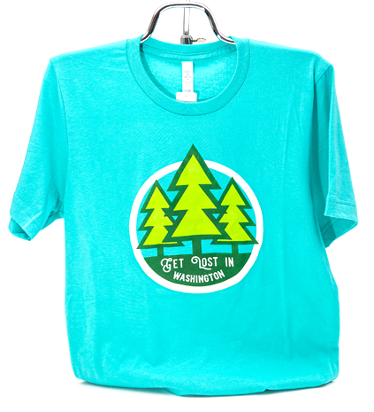 Get Lost in WA T-Shirt