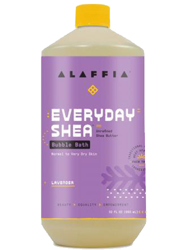 Everyday Shea Bubble Bath