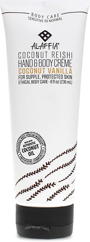 Coconut Reishi Hand and Body Creme