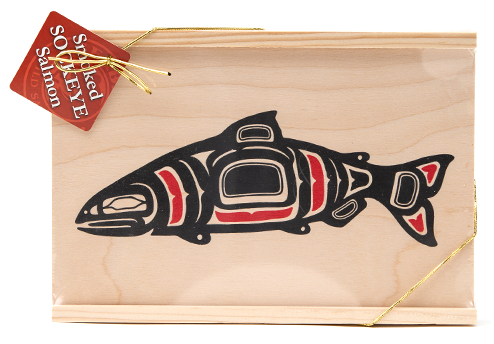 Sea Bear Totem Box