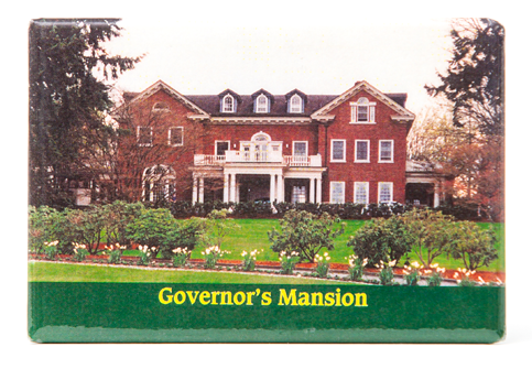 Photo Magnets Governor's Mansion 9605