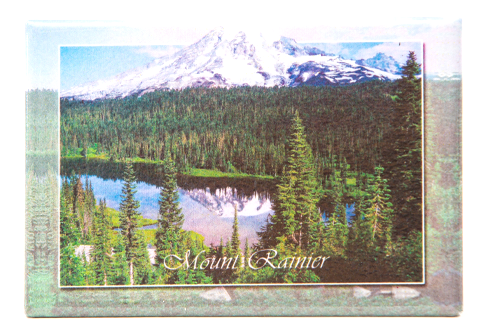 Photo Magnets Mt. Rainier 2200