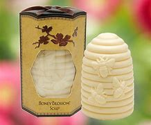 Honey Blossom Beehive Soap