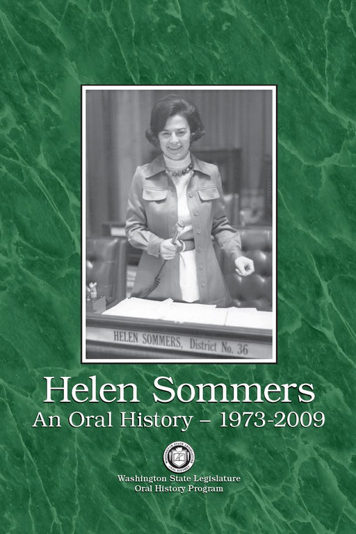 Helen Sommers, An Oral History
