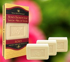 3-pack Honey Blossom Soap