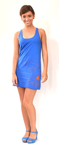 Copper Tree Racerback Dress