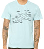Airplane Anatomy T-shirt
