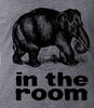 Elephant in the Room Tri-Blend T-Shirt
