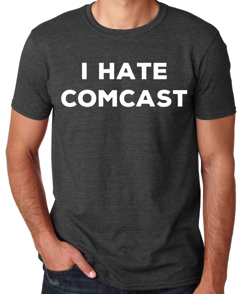 I Hate Comcast t-shirt