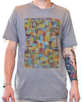 Geo Metric Abstract Art Tee
