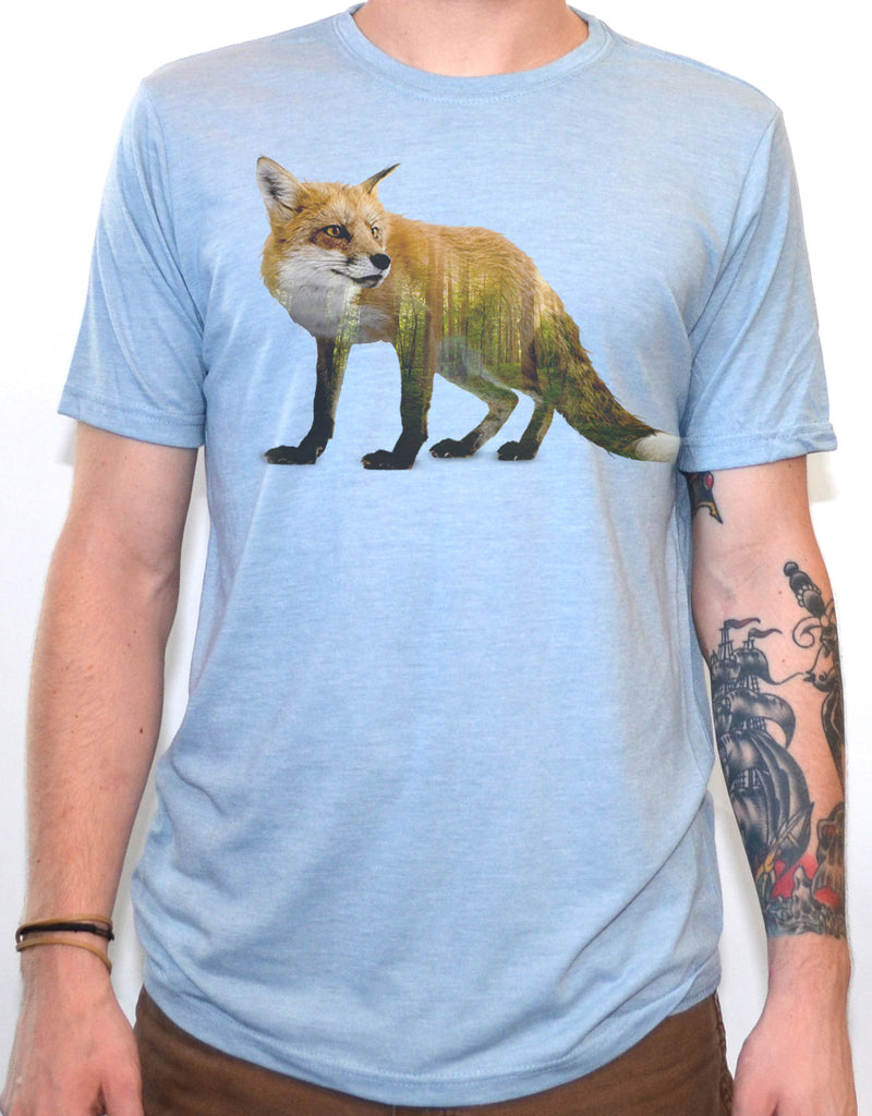 Fox in the Forest T-shirt