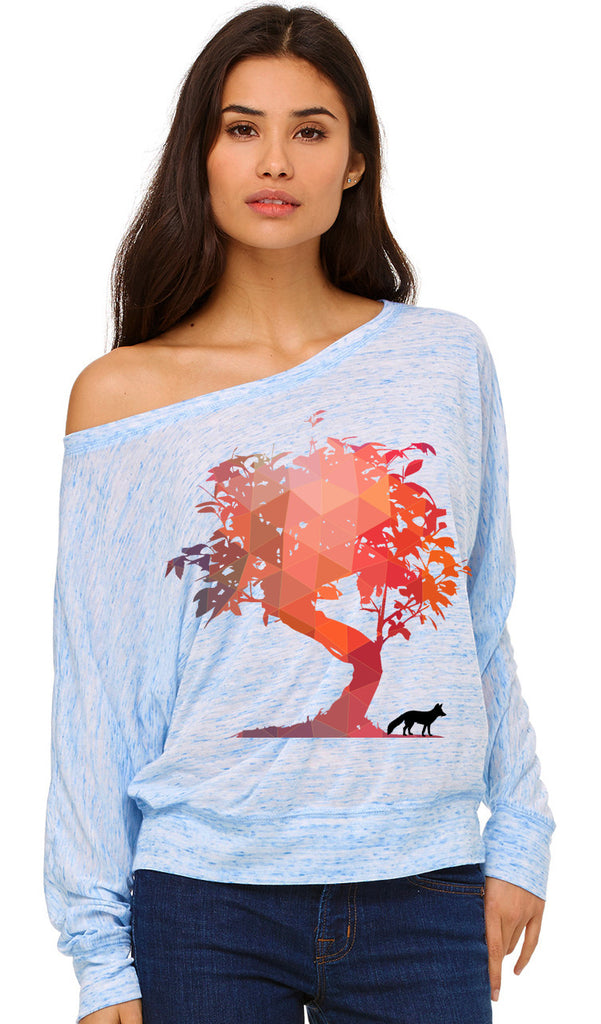 Fox Tree Long Sleeve