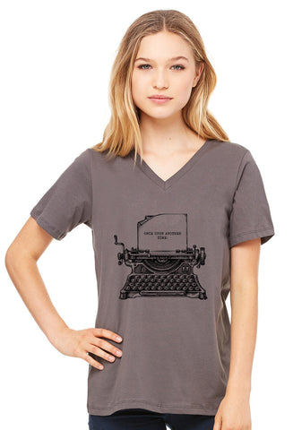 Once Upon Another Time V-neck T-shirt