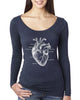 Anatomy of the Heart Long Sleeve