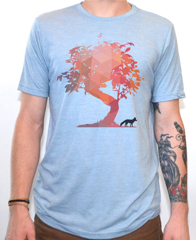 The Fox and The Tree T-shirt